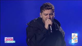 """Bazzi Sings """"Paradise"""" Live Concert June 19, 2019 HD 1080p"""