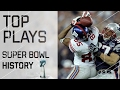 Top Plays in Super Bowl History | NFL Highlights
