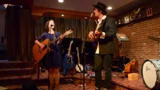 Tower of Song: a tribute to Leonard Cohen, featuring Oliver Swain and Glenna Garramone