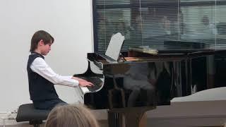 DiniK Piano: The Little Shepherd - by Claude Debussy