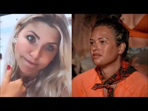 No Limite: Íris Stefanelli se pronuncia sobre polêmica de prostituição com Ariadna