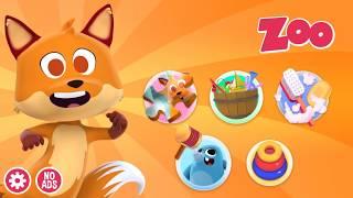 ¡Mira el nuevo juego del Zorro Tufín de Canciones del Zoo!