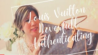 5 EASY-TO-SPOT FEATURES Of An AUTHENTIC LOUIS VUITTON NEVERFULL BAG