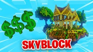 The SOCKET EXPANDER SOLD! - Minecraft SKYBLOCK #14