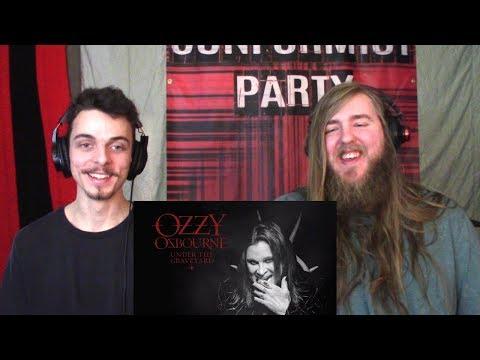 "OZZY OSBOURNE - ""Under The Graveyard"" REACTION"