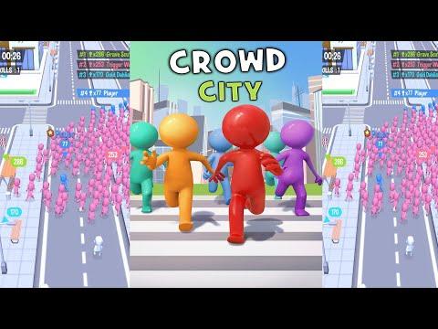 Crowd City - passo a passo