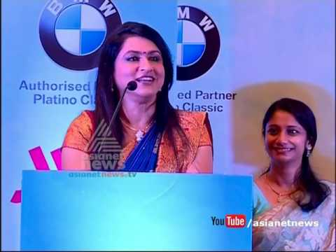 RITZ Magazine Honour Beena Kannan By Asianet News