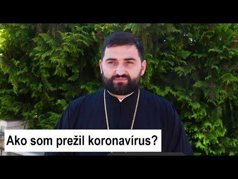 Príhovor: Archimandrita Jaroslav Lajčiak: Koronavírus mi pomohol k tomu, aby som sa viac modlil.