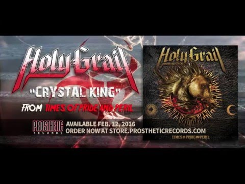 Crystal King - Holy Grail