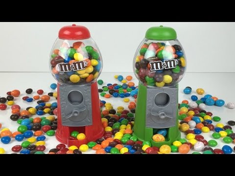 M&M Mini Dispenser And Crispy Speckled Eggs Happy Easter Edition And M&M Milk Chocolate, Skittles