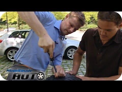 Im Test: Reperatur-Sets für Reifenpannen
