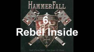 My Top 10 Hammerfall songs