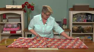 How to Square Up Fabric for Cutting