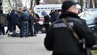 Убийство экс-депутата Госдумы РФ Вороненкова в Киеве