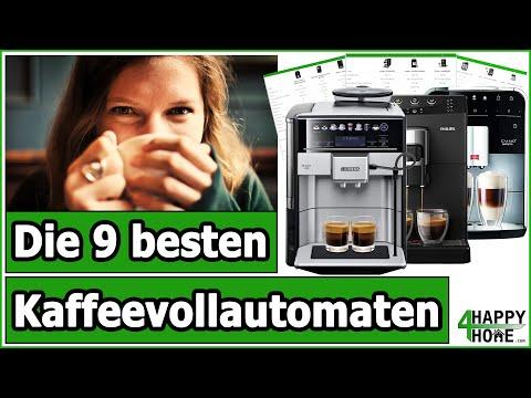Kaffeevollautomat kaufen 2019 ☕ ➡️ Die 9 besten Kaffeevollautomaten im Vergleich [3 Preisklassen]