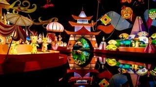 ♥♥  Its A Small World at Walt Disney World