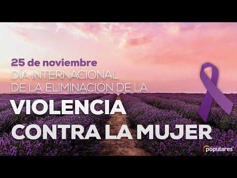Día internacional de la eliminación de la violenci...