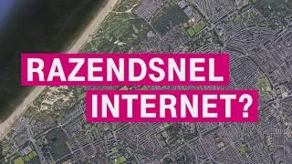 T-Mobile rolt glasvezel uit in Den Haag