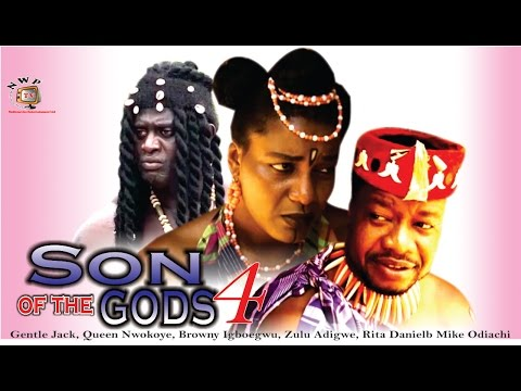 Son of the gods Season 4   - 2015 Latest Nigerian Nollywood  Movie