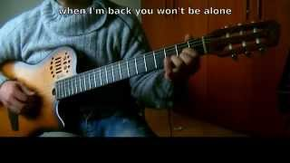 Stratovarius - Coming Home KARAOKE GUITAR