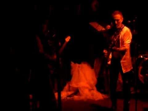MORFI GREI & ELECTROPUTAS - BURNING COVER - BALCON DE LA LOLA