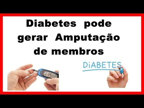 Padrões de doença diabetes