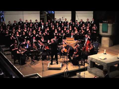 J.S. Bach, Kantate BWV 30: Nr. 1 Coro »Freue dich, erlöste Schar«