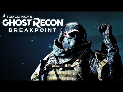 Ghost Recon Breakpoint - Official Ghost War PvP Trailer | Gamescom 2019