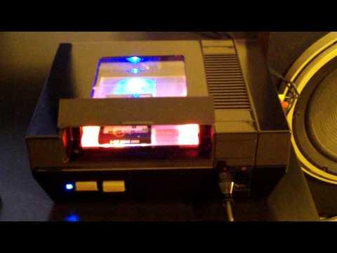 8-Bit XMas 2009 NES cart