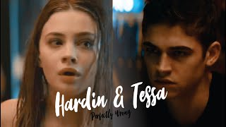 "Ролевая игра ""Дневники вампира"", ►Aiden + Tessa | Perfectly Wrong"