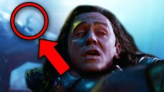 Avengers Infinity War - LOKI FAKE DEATH Theory Explained!