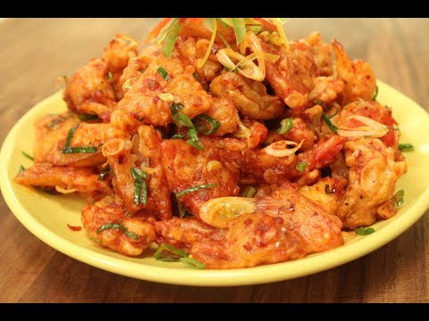 Vegetable Crispy | Chef Siddharth | Sanjeev Kapoor Khazana