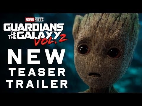 Come And Get Your Guardians Of The Galaxy Vol. 2 Trailer