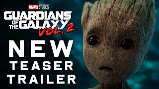 Guardians of the Galaxy Vol. 2 - Official Teaser