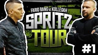 Farid Bang vs. Kollegah SPRITZTOUR [ Teil 1/4 ] - YouTube