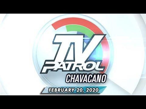 [ABS-CBN]  TV Patrol Chavacano – February 20, 2020