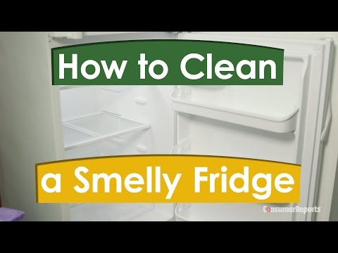 De-Stink Your Fridge For Good With This Deep Cleaning Regimen