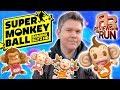Super Monkey Ball: Banana Blitz Hd Review Electric Play