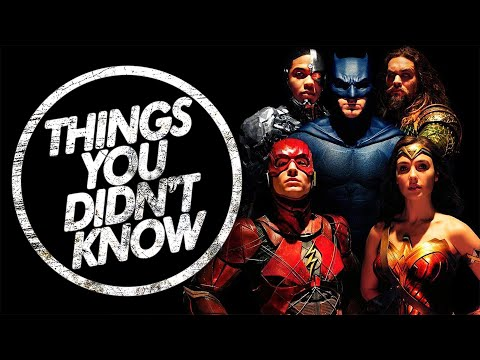 7 Things You (Probably) Didn't Know About the Justice League