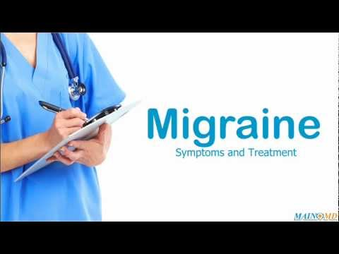 Video Migraine ¦ Treatment and Symptoms