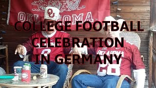 College Football Parties In Germany