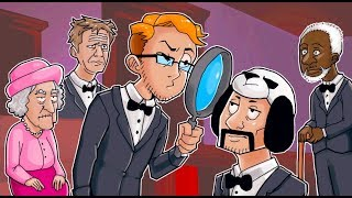 THE NAMES LADD, MINI LADD!! - Spy Party Gameplay