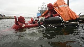 Surviving at sea