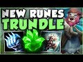Download Youtube: COME ON RIOT! TRUNDLE HEALING IS SO STUPID NOW WITH NEW RUNES! TRUNDLE SEASON 8! - League of Legends