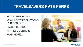 Learn All About TRAVELSAVERS Preferred Hotel Program