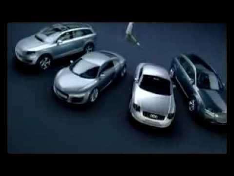 Audi (История компании)