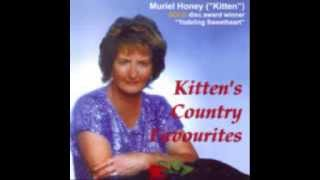 Kitten (NZ Yodelling Queen) - Blue Eyes Crying In The Rain (c.1983).