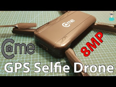 C-me Cme GPS Pocket $75 Selfie Drone