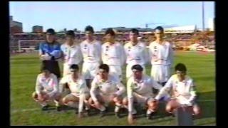 Albacete 1 - Real Madrid 3. Temp. 91/92. Jor. 28