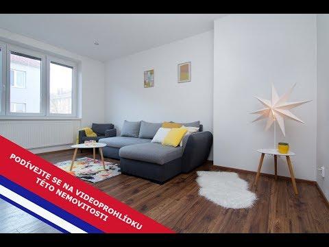 Video Prodej bytu 2+kk v osobním vlastnictví 58 m², Břeclav